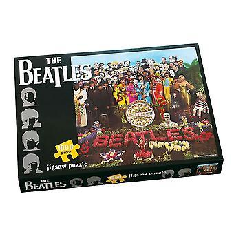 The Beatles Puzzle Sgt Pepper Album Cover nowy oficjalny 1000 Piece