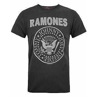 Amplifié Ramones Logo T-Shirt homme