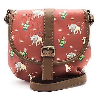 Pokemon Tauros Crossbody Bag