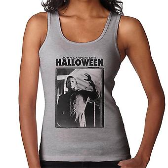 Halloween Michael Myers Portrait Women's Vest
