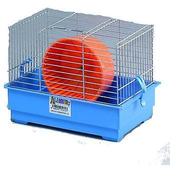 MGZ Alamber hamsterin häkki 10 (Pienet Lemmikkieläimet, häkit ja puistot)