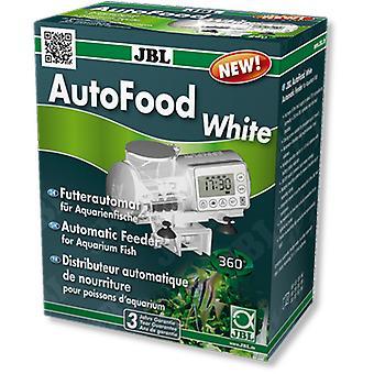 JBL AutoFood ホワイト (魚、アクアリウムの付属品、自動送り装置)