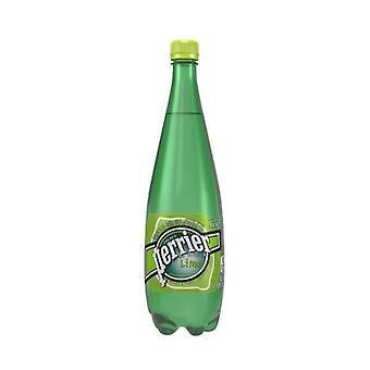 Perrier Lime Plastic-( 1 Lt X 6 Bottles )
