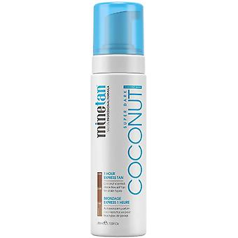 MineTan Coco Agua Self Tan Foam 200ml