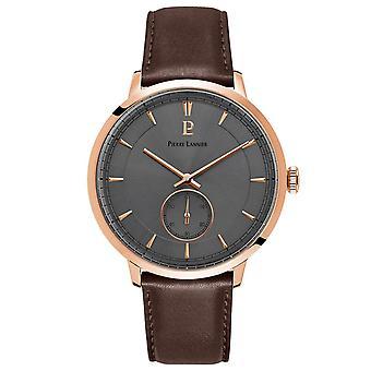 Pierre Lannier Watch Watches AUTOMATIC 242C484 - Men's Quick Release Watch