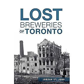 Verlorene Brauereien von Toronto