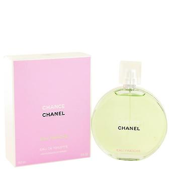 Chans Eau Fraiche Spray av Chanel 5 oz Eau Fraiche Spray