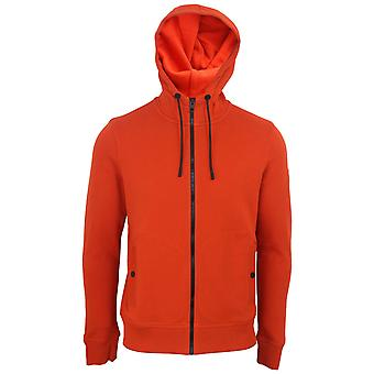 Hugo boss men's zounds 1 orange sweatshirt