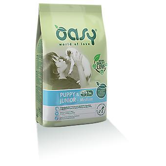 Oasy Puppy Medium Chicken (Dogs , Dog Food , Dry Food)