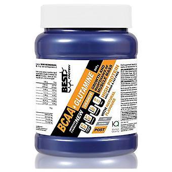 ベストプロテインBCAA&アポス;S + グルタミン 6.1.1 500 gr