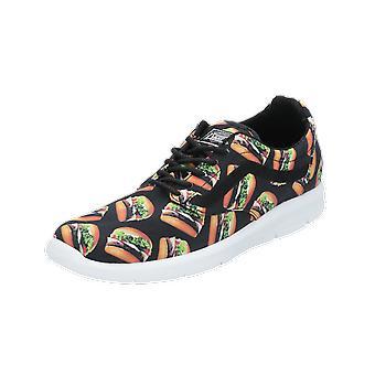 فانز ايزو 1.5 في وقت متأخر من الليل أحذية رياضية للرجال أحذية رياضية سوداء أحذية رياضية