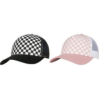 Flexfit by Yupoong Checkerboard Retro Trucker Cap