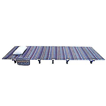Foldable camp bed outdoor bed