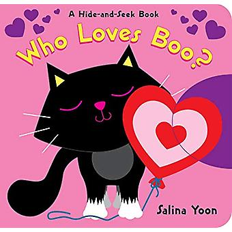 Who Loves Boo? by Salina Yoon - 9780525579571 Book