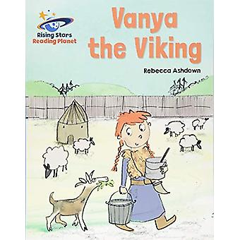 Reading Planet - Vanya the Viking - Blue - Galaxy by Rebecca Ashdown -