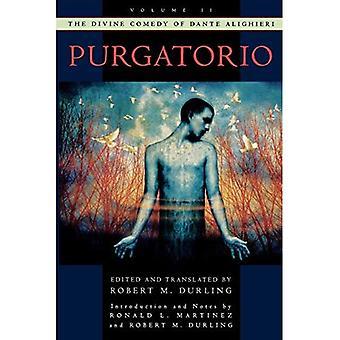 Dante Alighierin Jumalaisen näytelmän: Volume 2: Purgatorio: Purgatorio v. 2