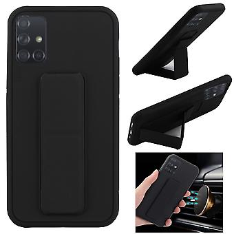 Samsung A51 Case Black - Grip