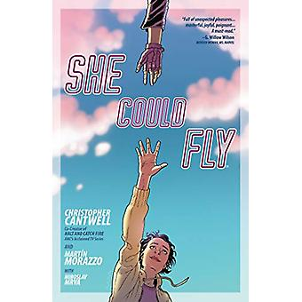 She Could Fly by Christopher Cantwell - 9781506709499 Book