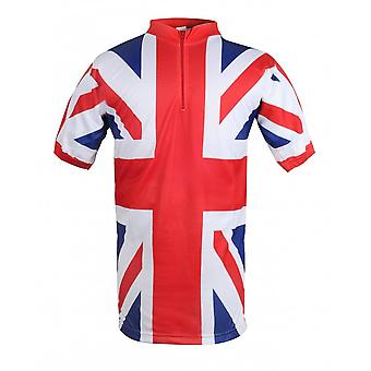 Union Jack Wear Union Jack Cycling Jersey