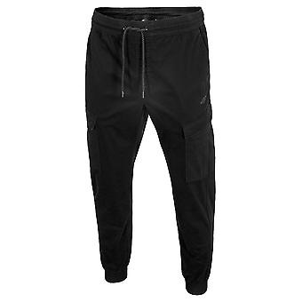 4F SPMC010 H4L20SPMC010CZARNY training all year men trousers