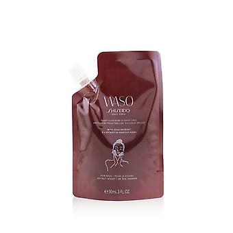 Waso איפוס מתוק ניקוי שיק (עם תמצית אזוקי)-עבור פנים-90ml/3oz