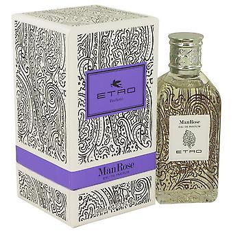 Etro Manrose Eau De Parfum Spray By Etro 3.4 oz Eau De Parfum Spray