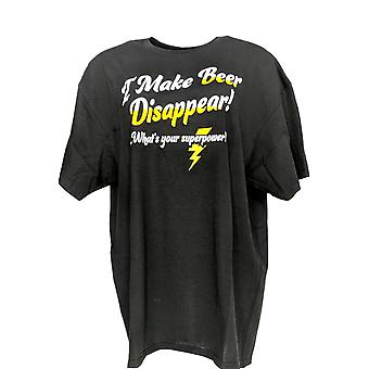Delta Pro Weight Women's Top I Make Beer Disappear Black