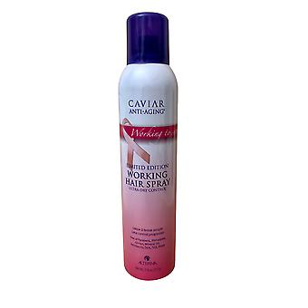Alterna Kaviar Arbeiten Haarspray Limited Edition 7,4 OZ