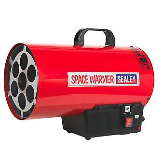 Sealey Lp55 Space Warmer Propane Heater 54,500Btu/Hr