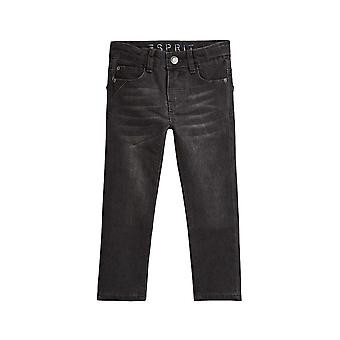 Esprit Boys' Stretch Jeans With An Adjustable Waist