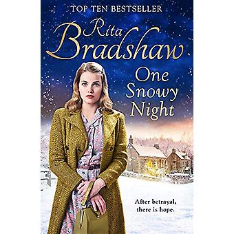 One Snowy Night by Rita Bradshaw - 9781509898084 Book
