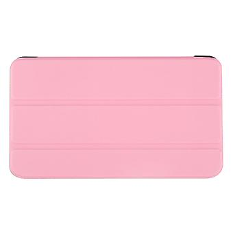 Slim PU Leather Case Cover voor Asus FonePad 8 FE380CG ME380CXG[Light Pink]
