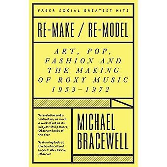 Re-make/Re-model - The Art School Roots of Roxy Music by Michael Brace