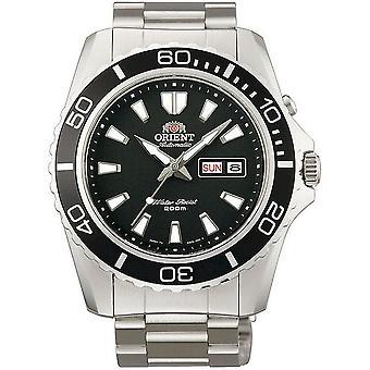 Orient ساعة اليد للرجال التلقائي رياضي FEM75001BW