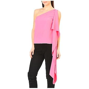 Annarita N - Clothing - Tops - 346_521 - Ladies - hotpink - 40