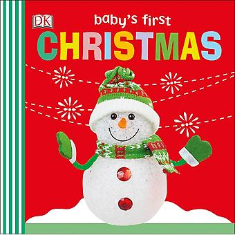 Babys First Christmas by DK