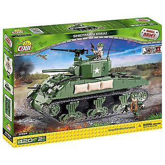 Small Army 400 piece Sherman M4A1