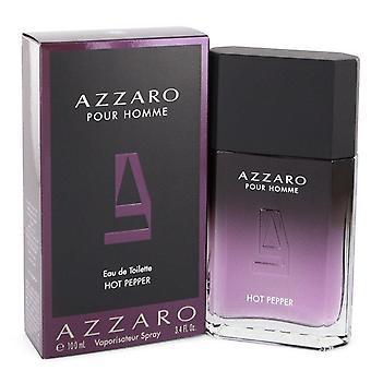 Piment de Azzaro Eau De Toilette Vaporisteur par Azzaro 3.4 oz Eau De Toilette vaporisateur