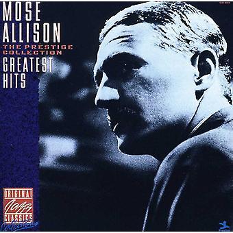 Mose Allison - Greatest Hits [CD] USA import