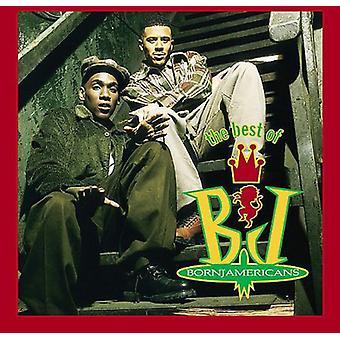 Born Jamericans - Very Best of Born Jamericans [CD] USA import