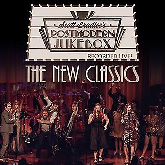 Bradlee*Scott / Postmodern Jukebox - New Classics [CD] Usa import