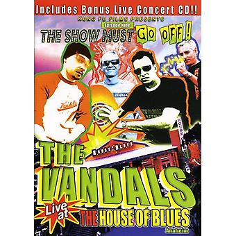Vandals - Live at the House of Blues [DVD] USA import