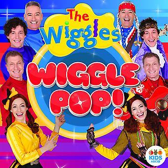 Wiggles - Wiggle Pop! [CD] USA import