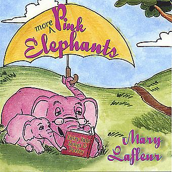 'Mary Lafleur - More Pink Elephants: Fairy Tale Songs & Poetry [CD] USA import