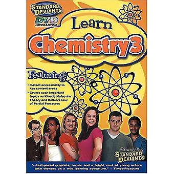 Standard Deviants - Chemistry 3 [DVD] USA import