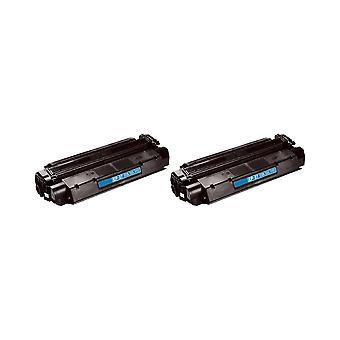 RudyTwos 2x Replacement for Canon EP-27 Toner Unit Black Compatible with MF-3110, MF-5600, LaserBase MF-3220, MF-3240, MF-5630, MF-5650, MF-5730, MF-5750, MF-5770, LaserShot LBP-3200, Smartbase MF-27,