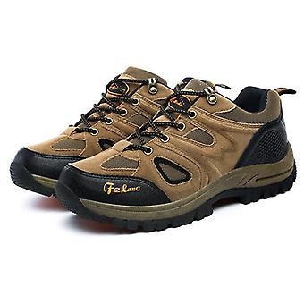Men outdoor sport shoes for running mountaineering
