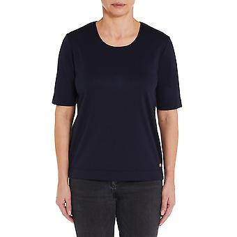 PENNY PLAIN Essential Navy T-shirt
