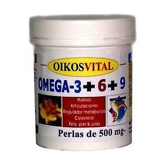 Omega 3 + 6 + 9 90 softgels