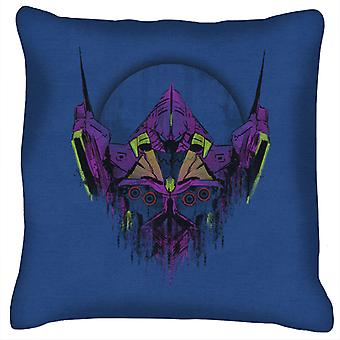 Neon Genesis Evangelion Test Type Cushion